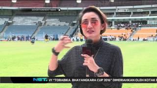 Kemeriahan Ceremony Piala Bhayangkara 2016