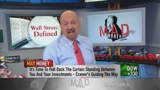 Jim Cramer: The difference between cyclical and secular growth stock