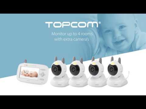 Topcom KS-4259 Expansion camera for KS-4248 & KS-4249