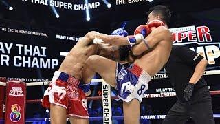 FULL | Muay Thai Super Champ | 25/11/61 | ช่อง8 มวยไทยซุปเปอร์แชมป์
