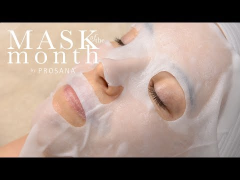 Facial mask na may oatmeal at pula ng itlog