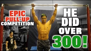 EPIC PULL-UP COMPETITION!! Ep.4