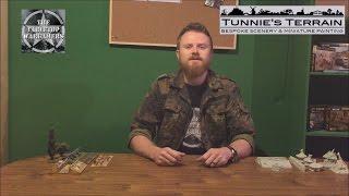 Tunnies Terrain review