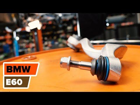 Wie BMW 5 E60 Querlenker vorne wechseln TUTORIAL   AUTODOC