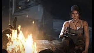 """Um pouco de minha Gameplay """"Tomb Raider"""" - Abraço à todos, Saudades..."""