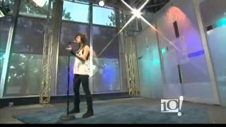 Christina Grimmie- Advice Performance + Interview