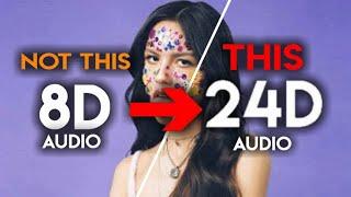 Olivia Rodrigo - favorite crime [24D AUDIO | Not 16D/8D]🎧