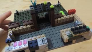 Лего 3 постройки на тему Великая Отечественная Война