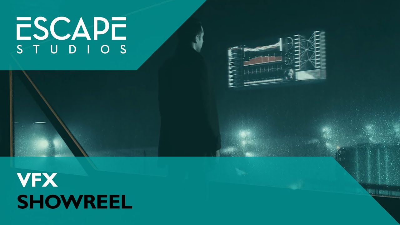 Escape Studios VFX Showreel