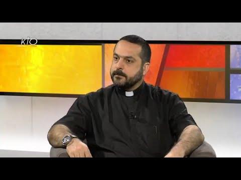 Père Mohannad Al Tawil. Pasteur des orientaux chrétiens réfugiés en France