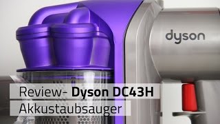 Review - Dyson DC43H Akkustaubsauger