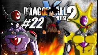 Dragonball Xenoverse 2 #22 - The Black Future