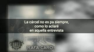 T3R ELEMENTO - Rafa Caro - Letra