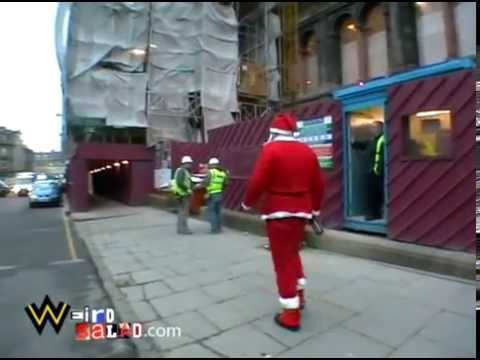 Scottish Quest All Stars - Santa is a Scotsman - Christmas Radio