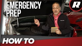 On Cars - How To: Emergency Prep with Cooley