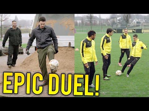 Epic duel: F2 vs. BVB Dortmund featuring Hummels Aubameyang Schmelzer…