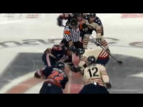 Ryan Rehill vs. Maxwell James