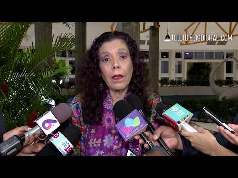 Compañera Rosario reitera solidaridad a familias afectadas por fenómenos naturales en la región