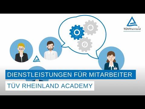 Video 1 TÜV Rheinland Akademie GmbH