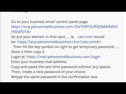 mp4 Yahoo Small Business Update Problems, download Yahoo Small Business Update Problems video klip Yahoo Small Business Update Problems