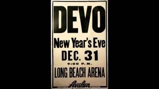 Devo: U Got Me Bugged and Fountain of Filth (LIVE: Long Beach Arena, 12-31-1979)
