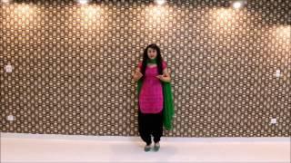 Easy Steps For Wedding Dance ,free Style Dance And Giddha , Tutorial By RIPANPREET SIDHU,
