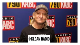 Joe Walsh on KLEAN Radio