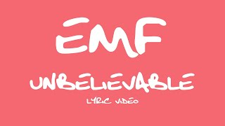MUSICA UNBELIEVABLE EMF BAIXAR