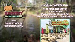 Harvest Festival 2019 Events