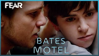 Norman And Dylan - Brotherly Love (Part 1) | Bates Motel