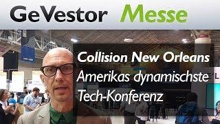 Collision: Amerikas dynamischste Tech-Konferenz will auch für Europäer attraktiver werden