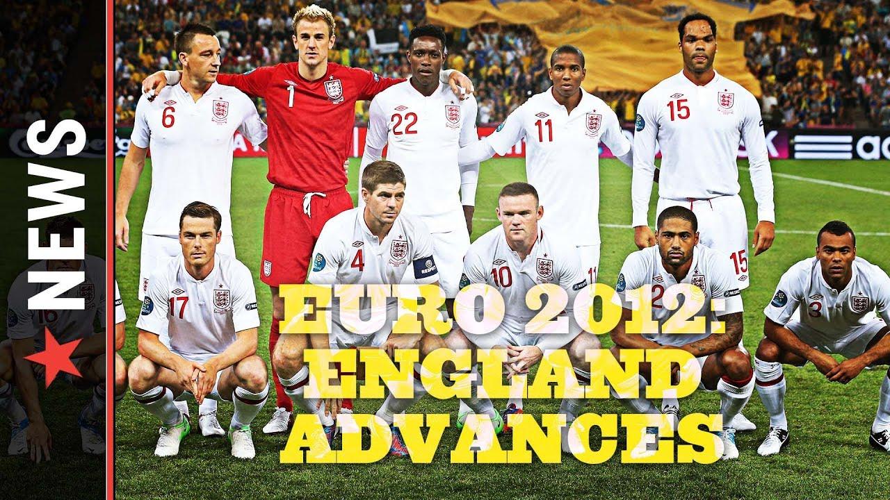 UEFA EURO 2012: England wins Group D, Ukraine Eliminated thumbnail