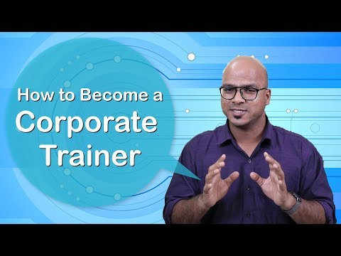 How to Be Tech Corporate Trainer?