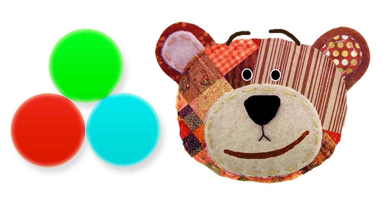 Los colores para niños - Aprende español con Traposo