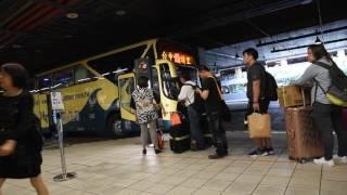觀光潛力| 從高鐵搭乘南投客運往埔里和日月潭的一點困擾