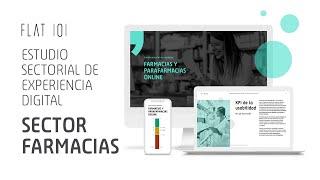 Estudio de comportamiento y conversión en farmacias y parafarmacias online
