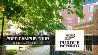 Purdue University – 2020 Campus Tour
