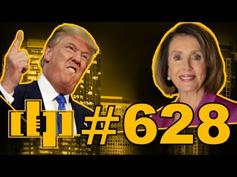 Whistleblowing Against Trump - Pelosi Seeking Impeachment? - Mike from The Humanist Report | DP #628