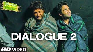 Boht Andhera Hai, Hum Mar Gaye Hai Kya? - Dialogue 2 - Welcome 2 Karachi
