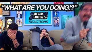 2019 March Madness Reaction Video