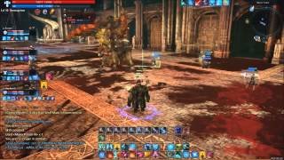 RM Sinister Manor Run when we First Started Tera