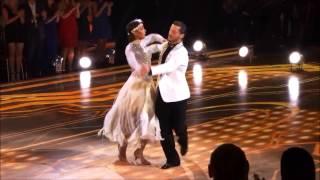 Valentin & Tamar Braxton - Week 1 Quickstep