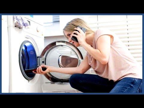 Сломалась стиральная машинка на гарантии. Что делать?
