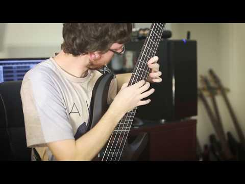 "Krosis - ""God Rays"" (Bass Playthrough)"