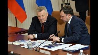 Юрий Трутнев провел в Хабаровске совещание, посвященное...