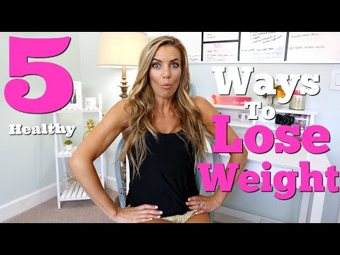 Video 5 Healthy Ways to Lose Weight | Love Sweat Fitness