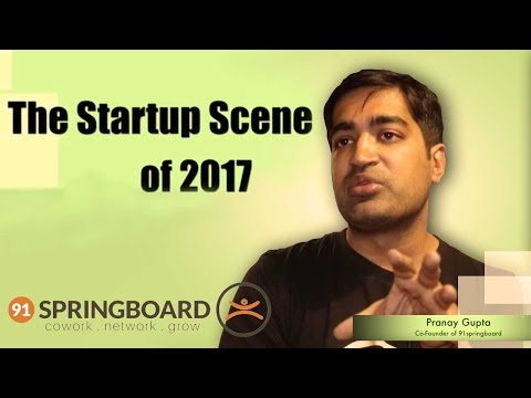 Startup Insight- Founder of 91springboard!