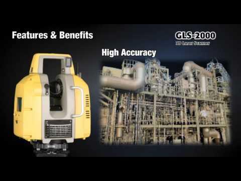Topcon GLS-2000 | Geo-matching com