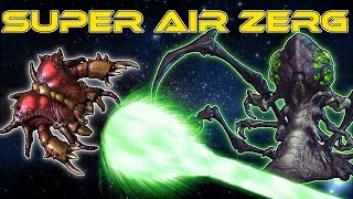 Salty T3 Air Rush (SC2 Arcade - Direct Strike) - Starcraft 2[10]
