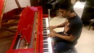 Yanni To Take To Hold Piano Cover by Karthik Yanni